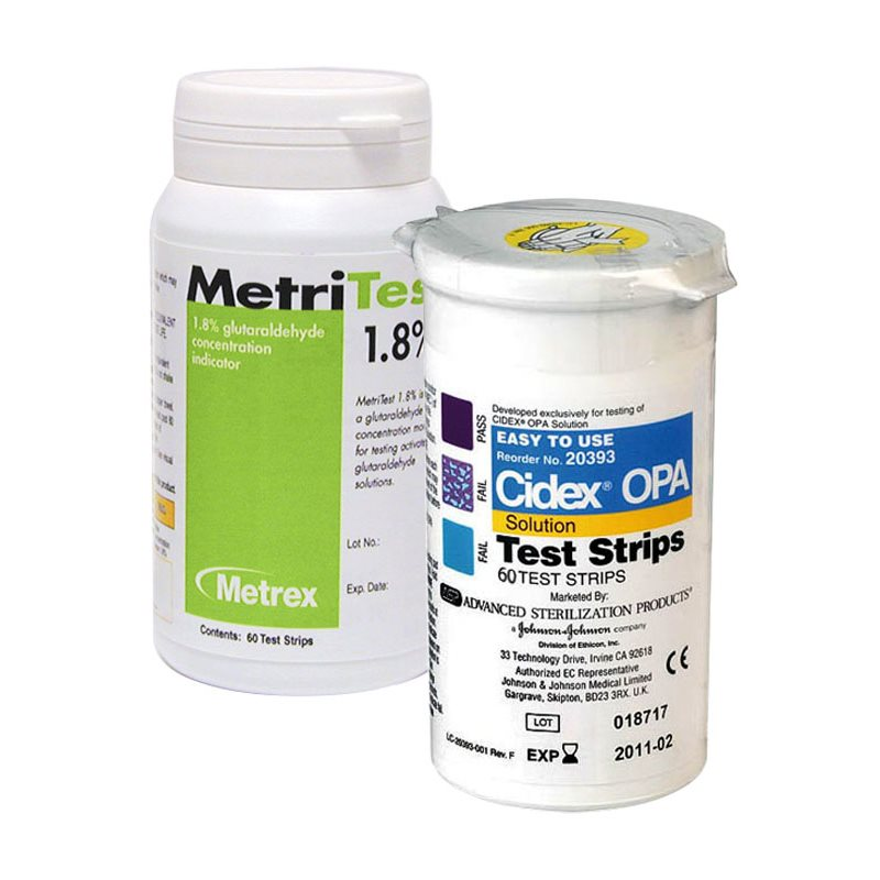 Test Strips & Sprayers