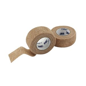 "3M Coban Wrap, Tan, 1"", 5 rolls / pack"