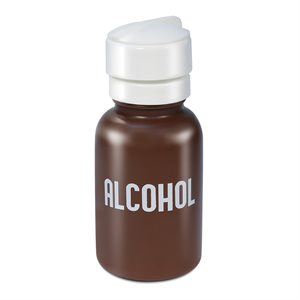 Alcohol Dispenser 8oz Labelled