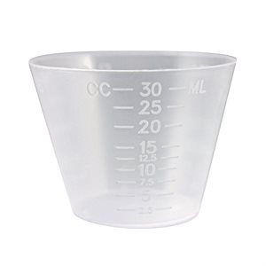 Medicine Cups, 1 oz., Qty 100