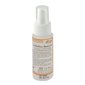Collodion Remover - 2 oz (60 ml) Qty 6