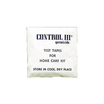 Control III Test Strips 15 Pk