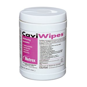 CaviWipes, 160 Towelettes / Canister