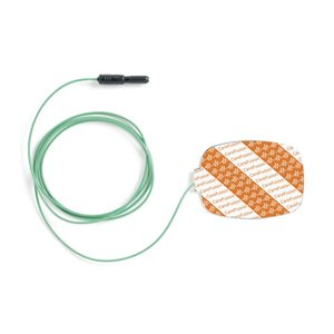 """NATUS Ground Adhesive Electrode 40x50mm, Lead 40"""""""