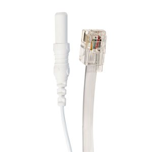 Pro-Tech PTAF2 Low Level Cable 7' 3 / 32 male Connector