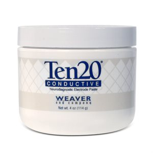 Ten20 paste, 4 oz. jar - 3 jars / box