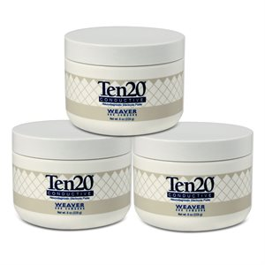 Ten20 paste, 8 oz. jar - 3 jars / box